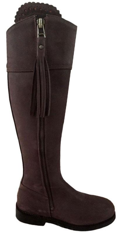 Ridestøvler, Spanske støvler,